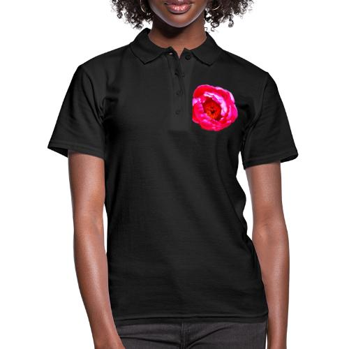 TIAN GREEN Garten - Pfingstrose 2020 01 - Frauen Polo Shirt