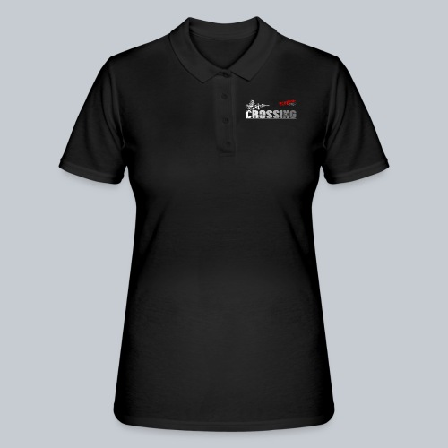 CROSSING - REAPERs Airsoft - Frauen Polo Shirt