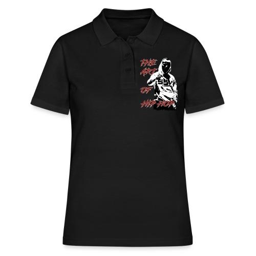 The art of hip hop - Women's Polo Shirt