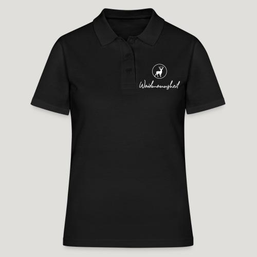 Waidmannsheil, ihr Jäger! Jäger Shirt Jaeger Shirt - Frauen Polo Shirt