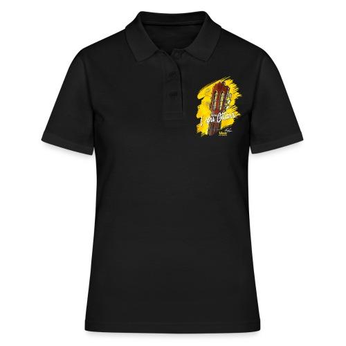 I spü Gitarr - limited edition '19 - Frauen Polo Shirt
