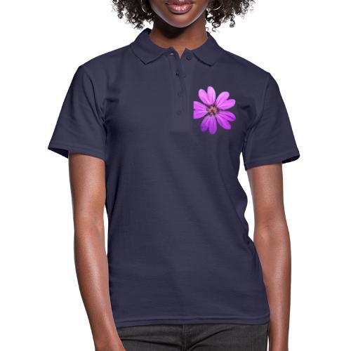 TIAN GREEN Garten - Storchschnabel 2020 01 - Frauen Polo Shirt