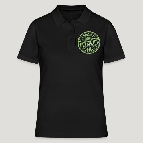 SÜNTELKIND 2002 - Das Süntel Shirt mit Süntelturm - Frauen Polo Shirt