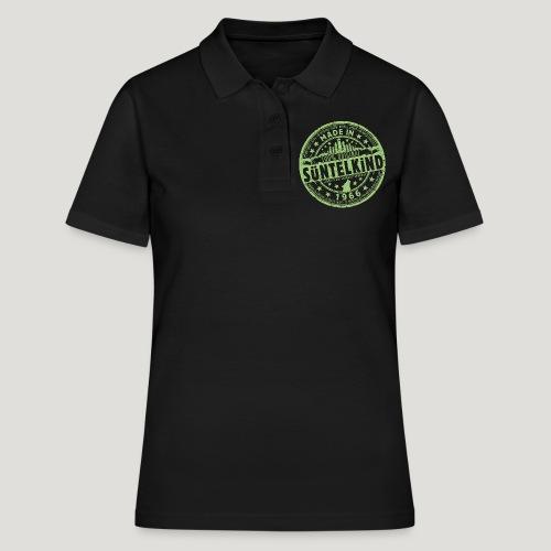 SÜNTELKIND 1966 - Das Süntel Shirt mit Süntelturm - Frauen Polo Shirt