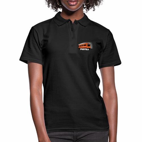 HELSINKI PUOTILA METRO T-Shirts, Hoodies, Gifts - Naisten pikeepaita