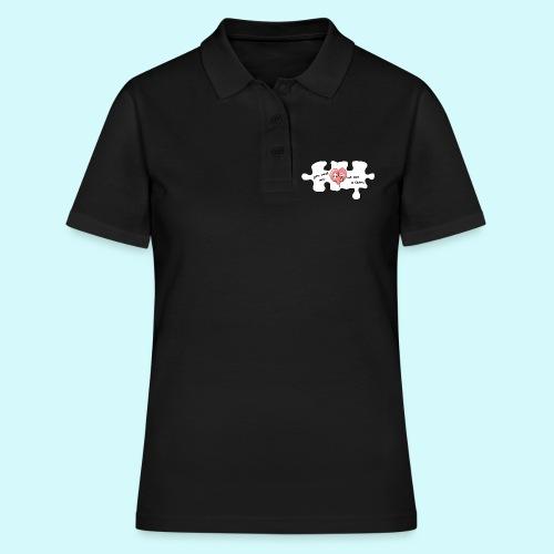 you and me - Love - Team - Frauen Polo Shirt