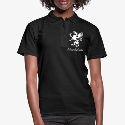 Griffon Morthelune - Blanc - Women's Polo Shirt