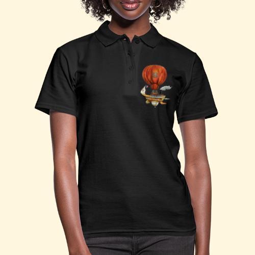 Le Haut-de-France - Bateau Steampunk Ch'ti - Women's Polo Shirt