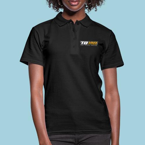 Tobi Logo Grau - Frauen Polo Shirt