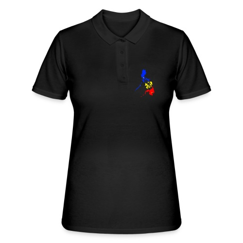 Philippinen Karte - Frauen Polo Shirt