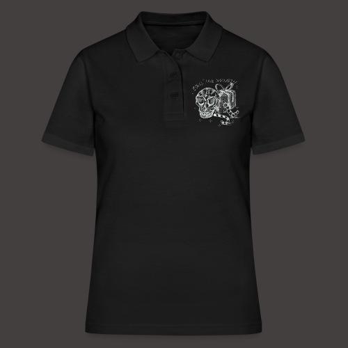 Merry Dark Christmas - Women's Polo Shirt