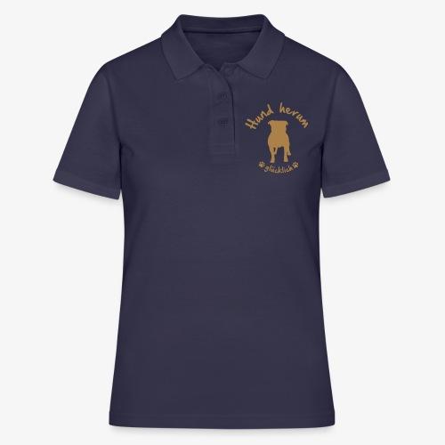 BULLY herum - Frauen Polo Shirt
