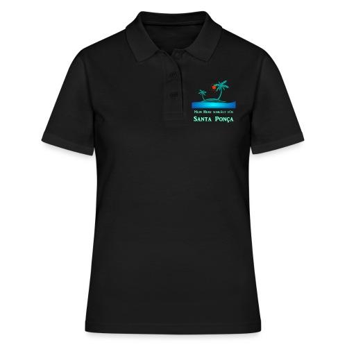 Santa Ponça - mein Herz schlägt für Santa Ponsa - Frauen Polo Shirt