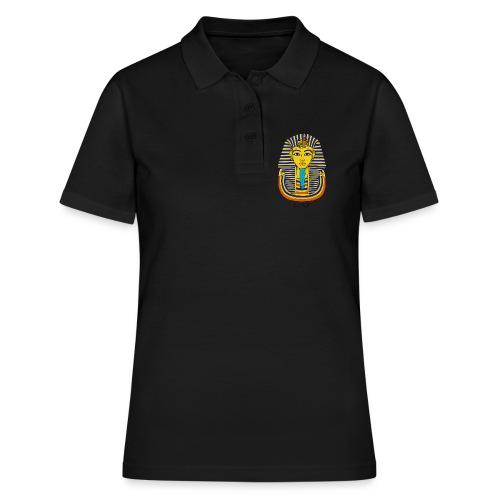 Pharao Tutanchamun - Frauen Polo Shirt