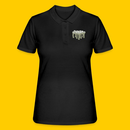 Worm gathering - Women's Polo Shirt