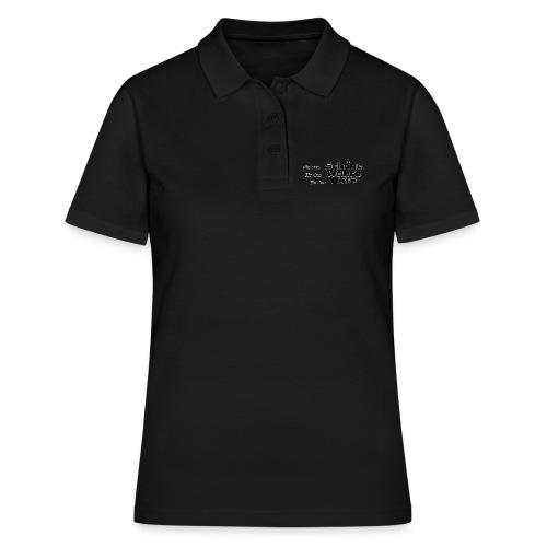 Schöne, Gute, Wahre - Frauen Polo Shirt