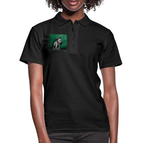Tapir Baby - Frauen Polo Shirt