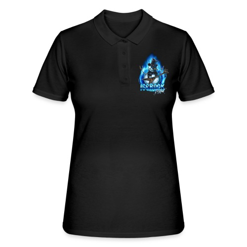 Snowman Evil - Frauen Polo Shirt