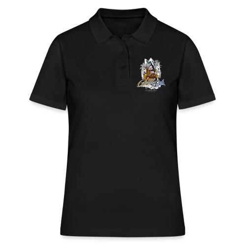 iinked Sabrina - Frauen Polo Shirt