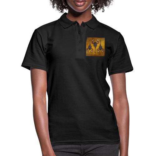 3 Skorpione - Illustration - Frauen Polo Shirt