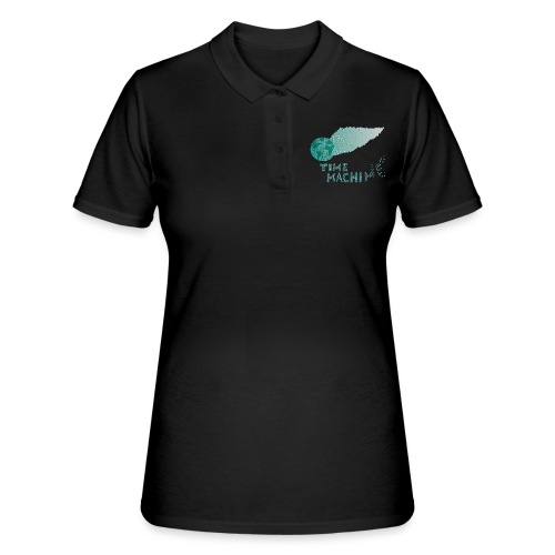 Time Machine - Frauen Polo Shirt