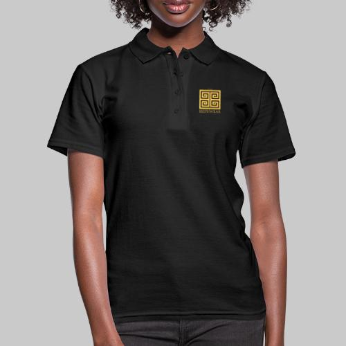 #Bestewear - Golden Snake - Frauen Polo Shirt