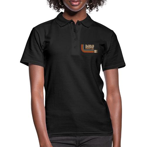 DKS SYNTH LAB curved Orange - Polo donna