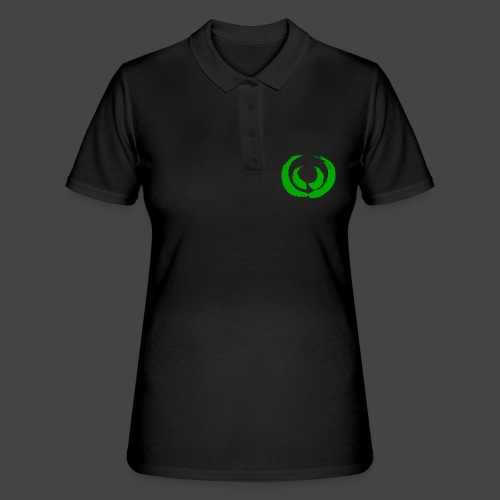 Marker Gewaff Grün - Frauen Polo Shirt