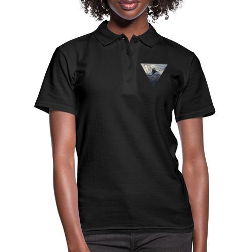 Matterhorn Zermatt Dreieck Design - Frauen Polo Shirt