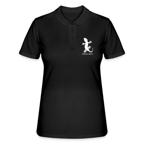 tropical-travel - Frauen Polo Shirt