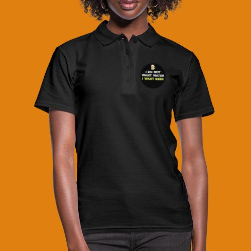 Beer - Women's Polo Shirt