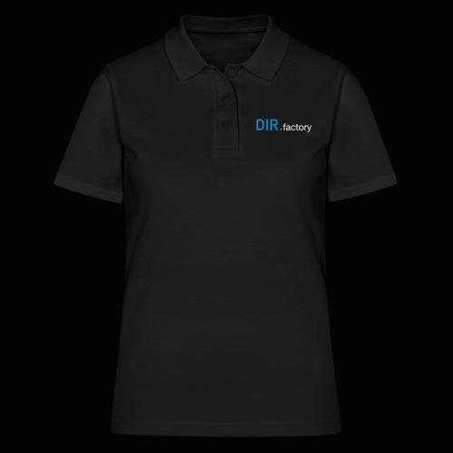 DIR factory PRIVAT - Frauen Polo Shirt
