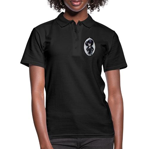 Trad Goth Art by E. R. Whittingham - Women's Polo Shirt