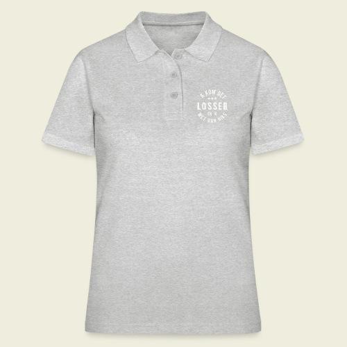 'k kom oet Losser en 'k wet van niks - Women's Polo Shirt