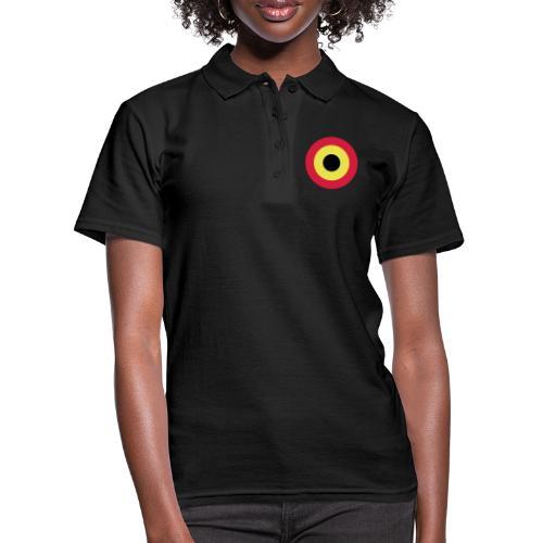 Couleurs Belgique - Belgium - Belgie - Women's Polo Shirt