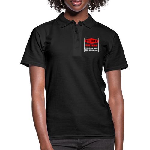 Peligro soltero - Women's Polo Shirt