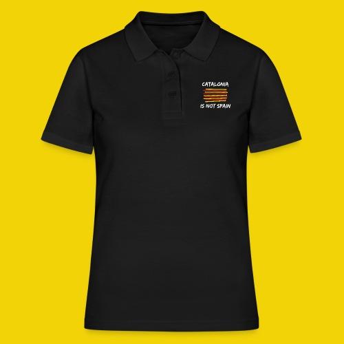 Catalonia Scratch - Women's Polo Shirt