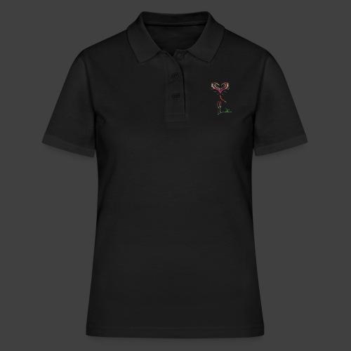 Feuerwerk - Frauen Polo Shirt