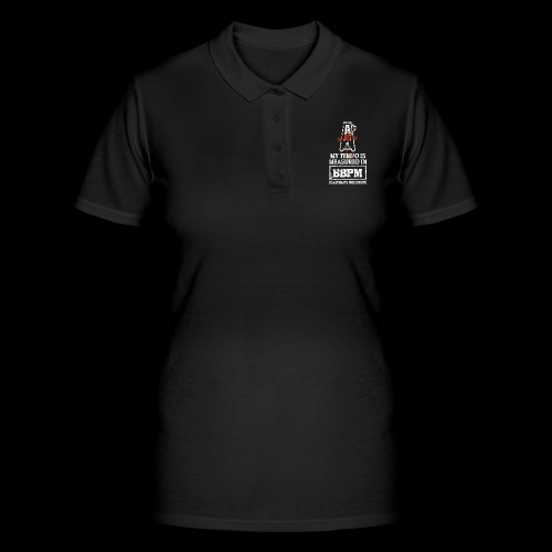 Blastbeats per Minute - Frauen Polo Shirt