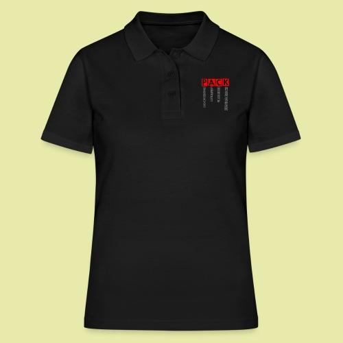 Kameradschaftlich - Frauen Polo Shirt