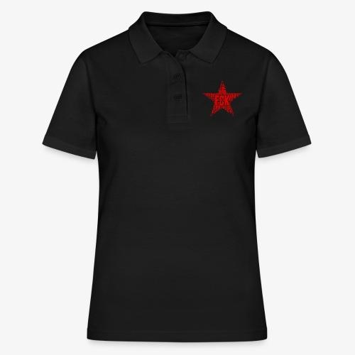 FCK AFD - Frauen Polo Shirt