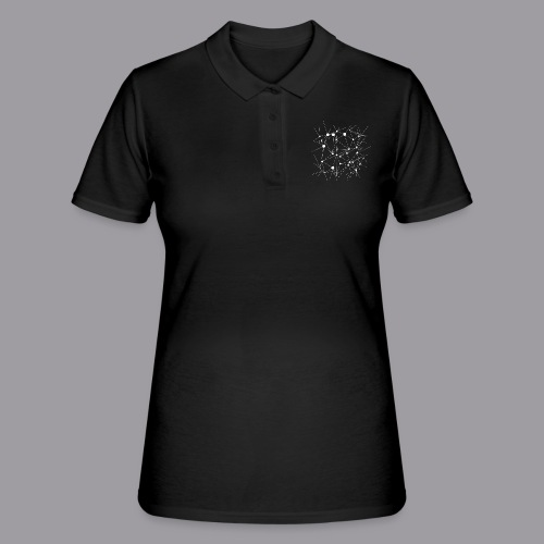 Lines 'n' Dots - Frauen Polo Shirt