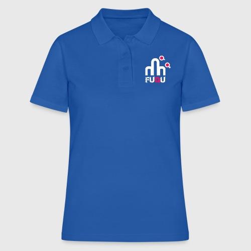 T-shirt FUQU logo colore bianco - Women's Polo Shirt