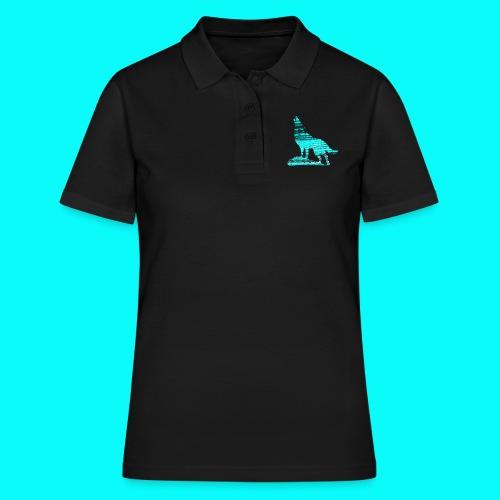 STAFF PICKS - THE WOLF - Women's Polo Shirt