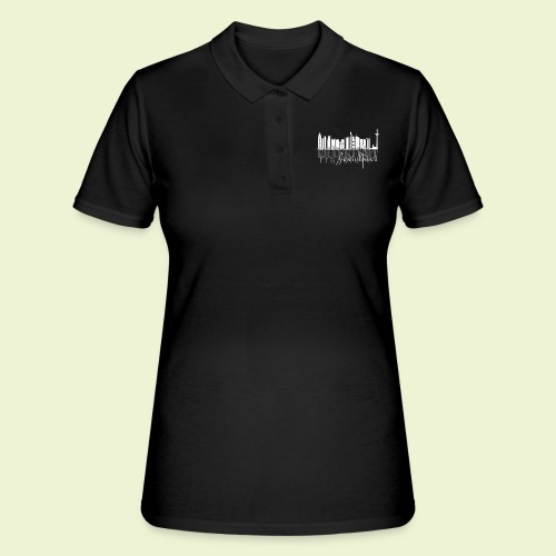 FFM - Frankfurt Skyline - Frauen Polo Shirt