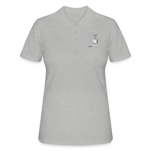VivoDigitale t-shirt - Blackmagic - Polo donna
