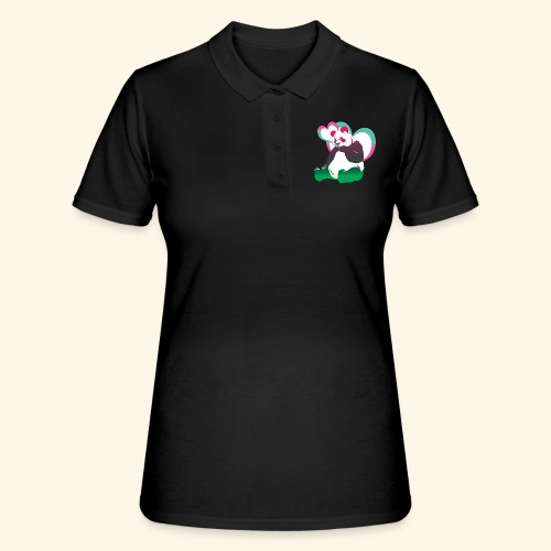 Pandi panda III - Women's Polo Shirt