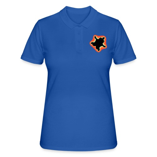 Burn Burn Quintic - Women's Polo Shirt