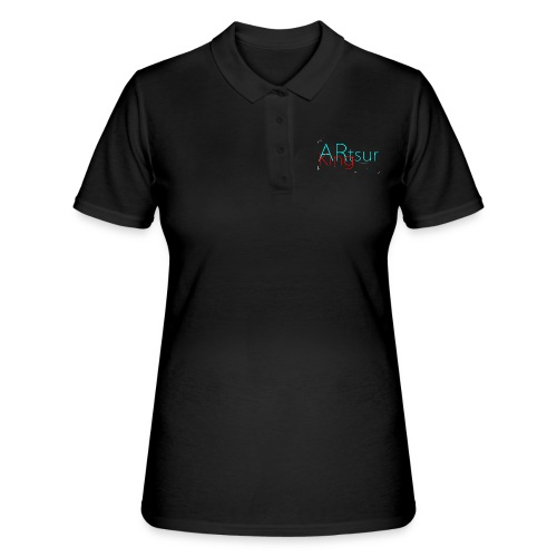 ARtsurKing Logo - Women's Polo Shirt