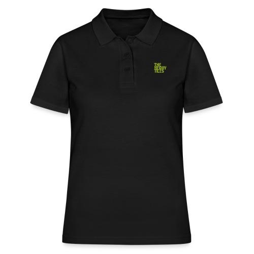 the heavy tiles green collection - Women's Polo Shirt